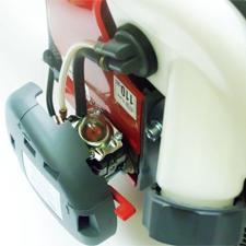 Кнопка подкачки топлива