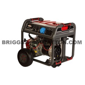 Бензогенератор Briggs&Stratton 8500ea ELITE